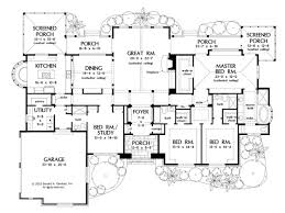 one level house plans with porch one level lake house plans house plans