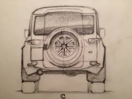 land rover drawing new land rover defender