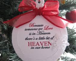 memorial ornaments memorial ornaments etsy