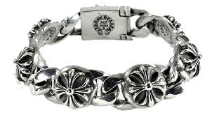 hearts bracelet images Chrome hearts chrome hearts chrome hearts bracelet men 39 s jpg