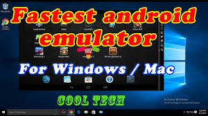 best android emulator for pc the best android emulator for pc new version 2017 really