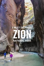 Montana travel list images Utah travel tips 3 must do hikes in zion national parks travel jpg