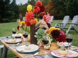 thanksgiving outdoor decorations use white pumpkins to decorate your thanksgiving table hgtv u0027s