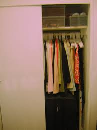 Organized Closet No Wire Hangers Tips For An Organized Closet My First Apartment