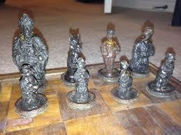 unique chess set chess forums chess com