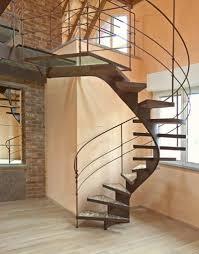 home interior railings stair artistic home interior design ideas using spiral indoor