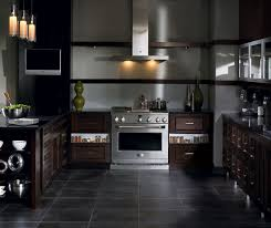 Contemporary Kitchen Cabinets In Espresso Finish Kitchen Craft - Kitchen cabinets espresso