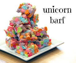 unicorn barf 5 steps with pictures