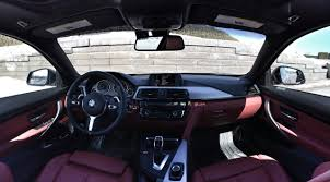bmw 3 series dashboard 2014 bmw 435i xdrive review cars photos test drives and