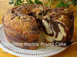chocolate marble pound cake recipe thebakingpan com
