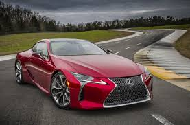 lexus edmonton used lexus lc 500 debuts at the edmonton motor show