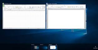 how to juggle multiple windows 10 apps with virtual desktops