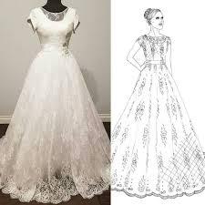 custom made wedding dress custom made dress consultation my amazing wedding dress