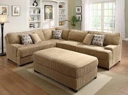 Fabric Sofa Set For Home Homelegance Lamont Modular Sectional Sofa Set B Chocolate