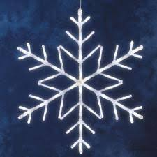 outdoor hanging snowflake lights buy silhouettes and sculptures christmas time uk