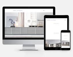 Marque De Mobilier Design Denis Intérieur Pixfactory U2013 Création De Sites Internet