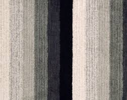 Black And White Striped Upholstery Fabric Navy Grey Stripe Upholstery Fabric Orange Blue Chenille