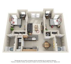 in apartment floor plans affordable 2 3 4 bedroom student apartments in atlanta ga