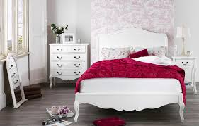 Juliette White Shabby Chic Bedroom Furniture - Bedroom furniture sets uk