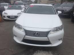 lexus hybrid sedan 2013 2013 used lexus es 300h 4dr sedan hybrid at vision hankook motors