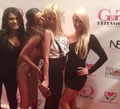 gg extensions shahs of sunset s gg flirts with guys at party