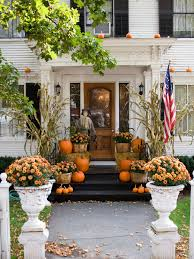 Halloween Decorations You Can Make At Home by 35 Best Outdoor Halloween Decoration Ideas Easy Halloween Yard