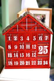 wood advent calendar hobo activity a day advent calendar for kids