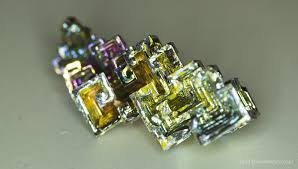 Bismuth Periodic Table Drew Medina Bismuth Crystal Photos Lancaster Pa