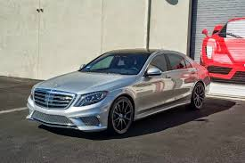 mercedes c65 amg 2015 mercedes s65 amg pimped up with silvery finish