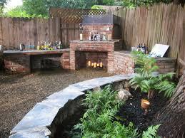 diy brick outdoor kitchen kitchen decor design ideas