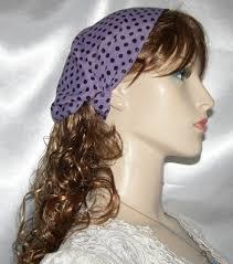 polka dot hair headbands band headband hair accessories