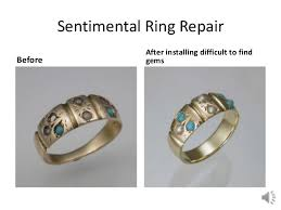 wedding ring repair jewelry box blues jewelry redesign concepts
