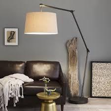 Cool Table Lamps Modern 25 Best Living Room Floor Lamps Ideas On Pinterest Living Room