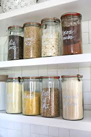 try this paint pen kitchen organization u2013 a beautiful mess