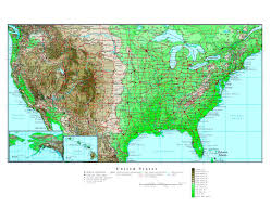Iowa State Map With Cities by Maps Of The Usa The United States Of America Political