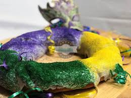 mardi gras baby let the times roll with a king cake from cinotti s