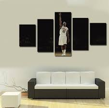 Star Home Decorations by Online Get Cheap Basketball Wall Art Aliexpress Com Alibaba Group