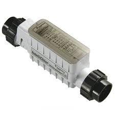 intellichlor ic20 cell light off pentair intellichlor ic20 salt chlorinator cell 520554 pentair