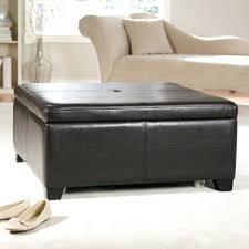 4 tray top storage ottoman coffee tables dazzling oversized ottoman leather upholstered