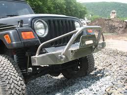 jeep grand cherokee prerunner elite prerunner winch front bumper jeep cj yj tj lj u002754 u002706