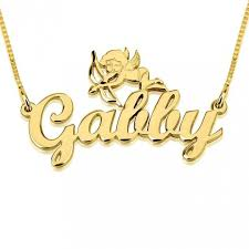 gold plated name necklace 151 best 24k gold plated name necklace images on metal