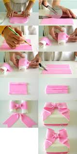best 25 fondant bow tutorial ideas on pinterest fondant bow