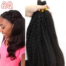 human hair for crocheting crochet braids kinky straight creatys for