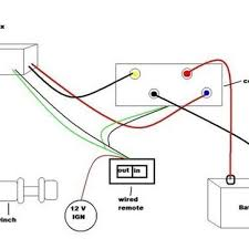 gorilla winch wiring diagram gorilla wiring diagrams collection