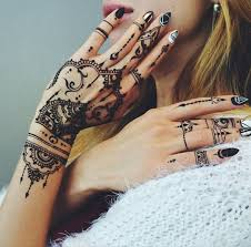 indian henna hand tattoos pictures to pin on pinterest tattooskid