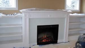 ergonomic glass tile fireplace 34 glass fireplace tile gallery