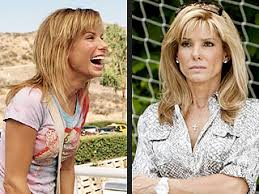 The Blind Side Actress Sandra Bullock Gets The Razzie For U0027the Worst Actress U0027 Waits The