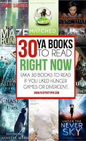 30 books like divergent ya books similar to divergent to read