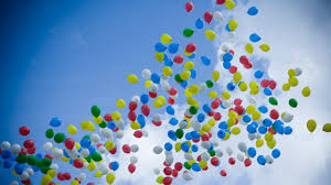 balloons that float how high can a helium balloon float science focus