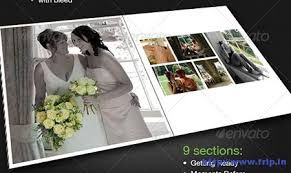 best wedding album 30 best wedding photo album print templates frip in